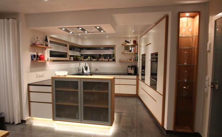 mit integrierter kche hell und wohnzimmer mit integrierter